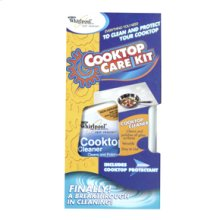 Complete Cooktop Cleaner Kit