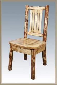 Glacier Country Log Dining Chair