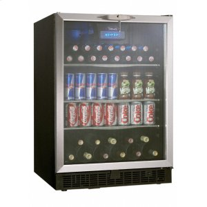DanbyBEVERAGE CENTER  DBC514BLS