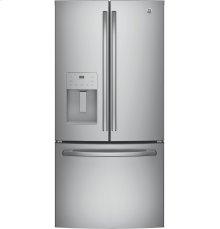 GE® ENERGY STAR® 17.5 Cu. Ft. Counter-Depth French-Door Refrigerator [OPEN BOX]