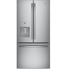 GE® ENERGY STAR® 17.5 Cu. Ft. Counter-Depth French-Door Refrigerator [OPEN BOX]