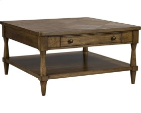 Veronica Square Cocktail Table