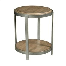 Evoke Round Accent Table