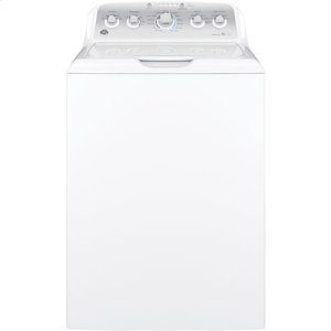 GE®ENERGY STAR® 4.4 cu. ft. stainless steel capacity washer