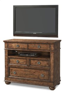 436-682 MCHES Southern Pines Media Chest