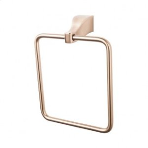 Aqua Bath Ring - Brushed Bronze