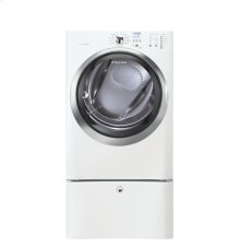 (Loaner Floor Model  1 Only) Front Load Electric Dryer with IQ-Touch Controls featuring Perfect Steam - 8.0 Cu. Ft.