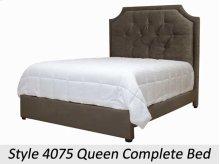 Elizabeth Khaki 4075QFB - 4075 Queen Footboard
