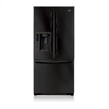 3-Door French Door Refrigerator with Ice and Water Dispenser (22.6 cu. ft.)