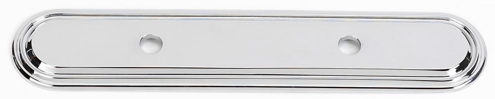 Venetian Backplate A1507-3 - Polished Chrome