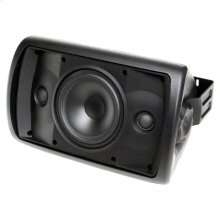 Black, Indoor/Outdoor Stereo Input Loudspeaker; 6-in. 2-Way-Black OS6.3Si - Black