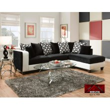 4124-02L RSF LOVE/CHAISE