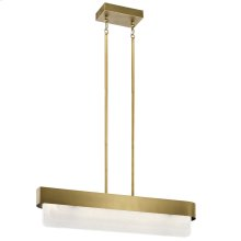Serene Collection Serene LED Linear Chandelier NBR