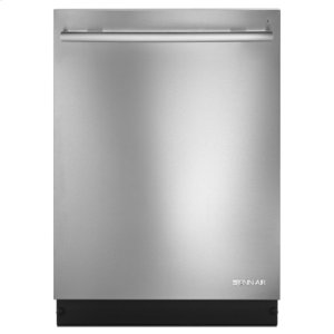 "Jenn-AirEuro-Style 24"" Built-In TriFecta Dishwasher, 38dBA"