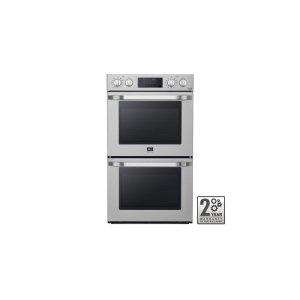 LG AppliancesSTUDIOLG STUDIO - 4.7 cu. ft. Double Built-In Wall Oven