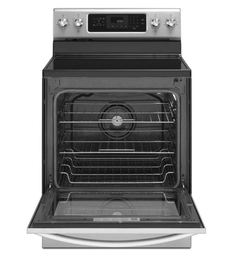 KitchenAid® 30-Inch 5-Element Electric Freestanding Range, Architect® on whirlpool stove top, broken stove top, frigidaire stove top, sub zero stove top, franke stove top, portable oven stove top, kenmore stove top, kitchen stove top, o'keefe and merritt stove top, ceramic stove top, copper stove top, bertazzoni stove top, maytag stove top, indoor bbq grill stove top, ge stove top, viking stove top, black stove top, amana stove top, tappan stove top, farberware stove top,