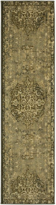 Floret by Patina Vie Ivory Runner 2ft 1in X 7ft 10in