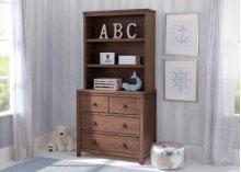 Cambridge Mix and Match 3 Drawer Dresser - Rustic Oak (229)