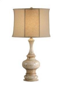 Turned Urn Lamp