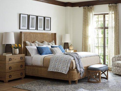 Ivory Coast Woven Bed California King