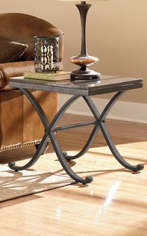 Stone Top Sofa Table