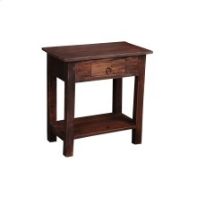 CC-TAB166S-RW  Cottage Accent Table