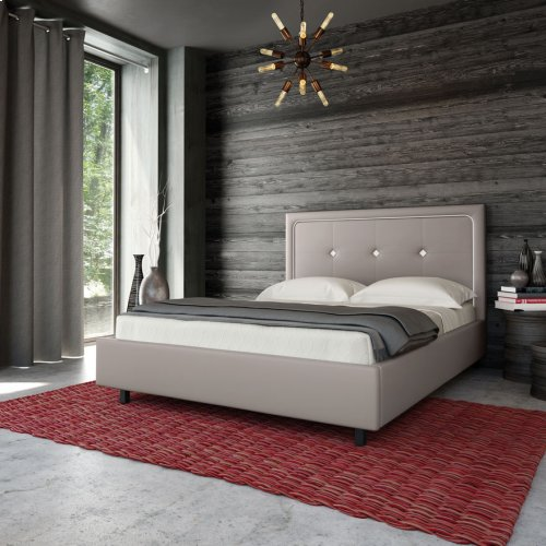 Unison Upholstered Bed - Queen