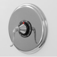 """1"""" Thermostatic Shower Set with Jefferson Elite II Handle (available as trim only P/N: 1.000298T)"""
