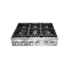 """Distinctive 30"""" Gas Rangetop,, in Stainless Steel with Natural Gas"""