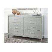 Dresser - Silver Gray