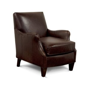 England Furniture Leather Lyle Chair 8434al