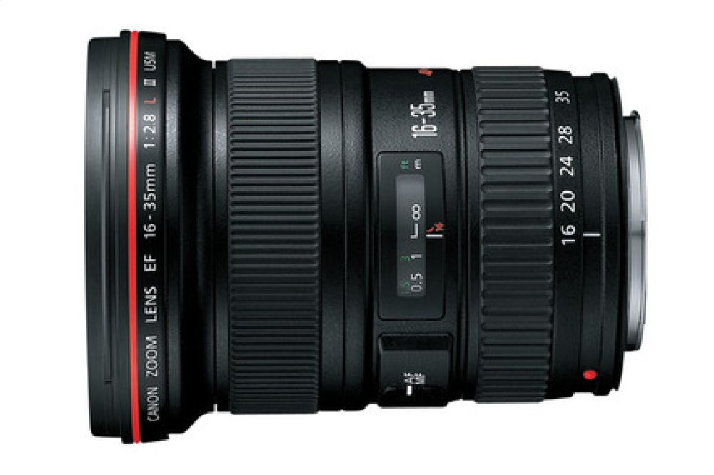 Canon EF 16-35mm f/2.8L II USM Ultra-Wide Zoom Lens