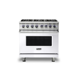 "Viking36"" Sealed Burner Gas Range, Natural Gas"
