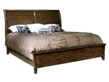 Harbor Springs California King Sleigh Headboard
