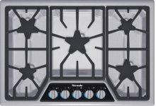 30 inch Masterpiece® Series Gas Cooktop SGSX305FS