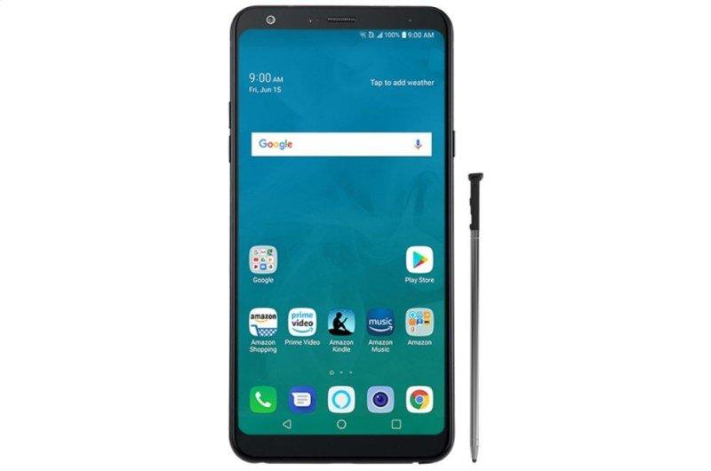 Q710ULMAMAZON in by LG in Bemidji, MN - LG Stylo 4 Amazon Prime