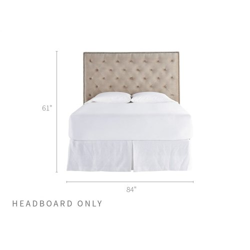 Aiden King-Cal King Headboard