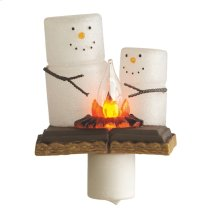 S'mores Flicker Night Light.