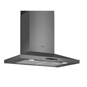 Bosch800 Series Wall Hood 30'' Black stainless steel HCP80641UC