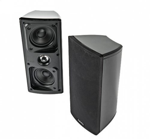High Performance On-wall, On-shelf, On-stand Compact Loudspeaker