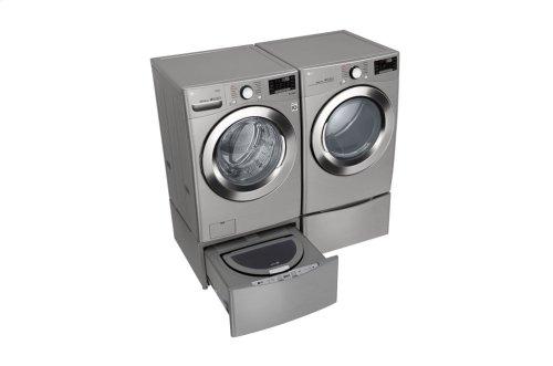 6.3 Total Capacity LG Twinwash Bundle With LG Sidekick and Electric Dryer