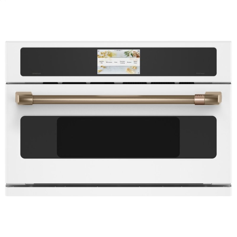 """Cafe 30"""" Smart Five in One Oven with 120V Advantium (R) Technology"""