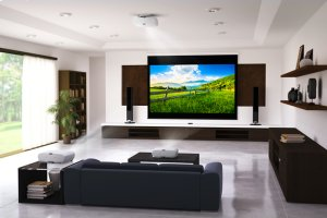 Home Cinema 5040UB 3LCD Projector with 4K Enhancement and HDR