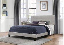King Delaney Bed In One - Glacier Gray