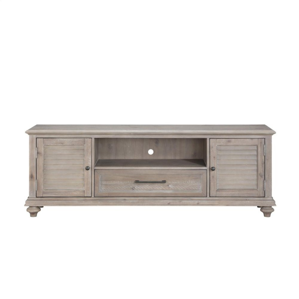 "72"" TV Stand, Brown"