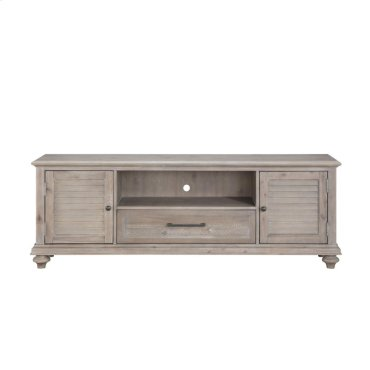 """72"""" TV Stand, Brown"""