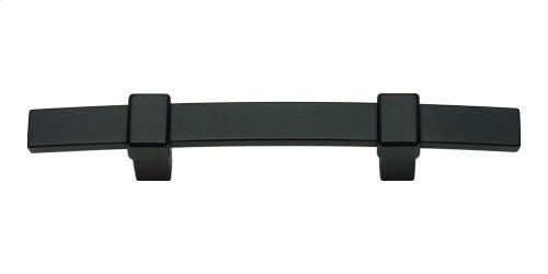 Buckle Up Pull 3 Inch (c-c) - Matte Black