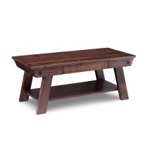 Algoma Coffee Table with Drawer