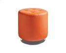 Domani Swivel Ottoman Small - Orange Product Image