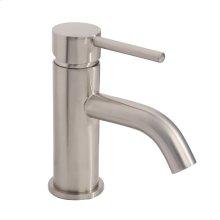 Adley Single Handle Lavatory Faucet - Brushed Nickel